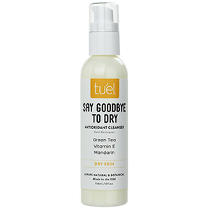 Say Goodbye to Dry Cleanser