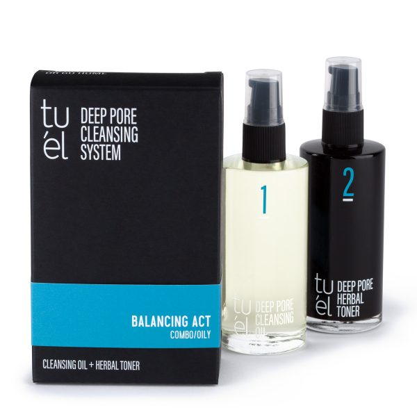Balancing Act Deep Pore Cleansing System